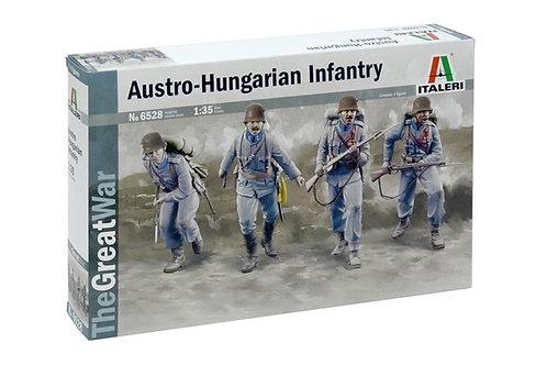 Austro-Hungarian infantry