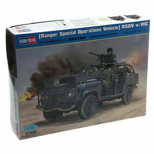 Ranger special operations vehicle