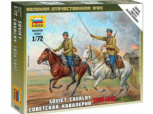 Soviet cavalry 1935-1942