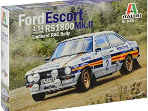 Ford Escort RS1800 MK2 Lombard rally