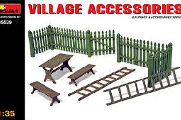 Village accessories