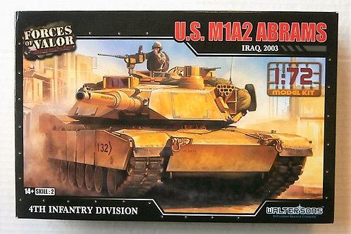 U.S M1A2 Abrams