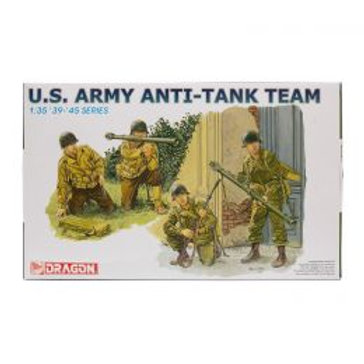 U.S army anti-tank team