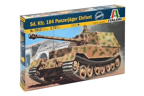 Sd.Kfz. 184 Panzerjäger Elefant