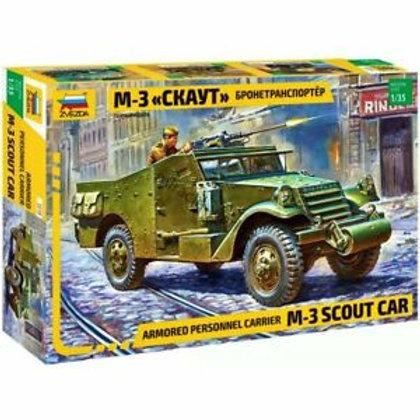 M-3 scout car