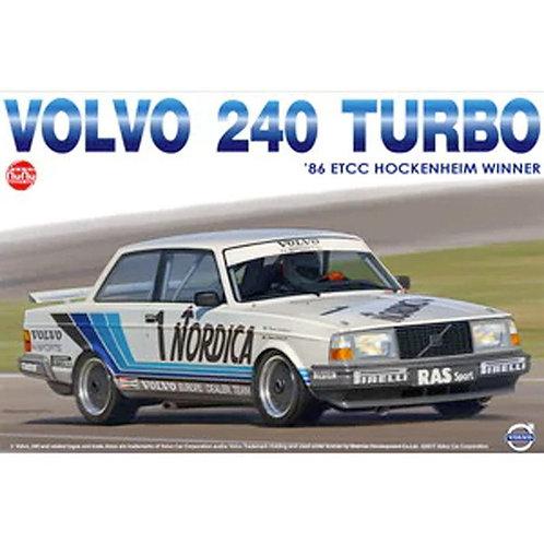 1986 Volvo 240 Turbo Hockenheim winner