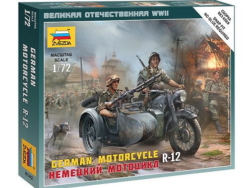 German motorcycle R-12