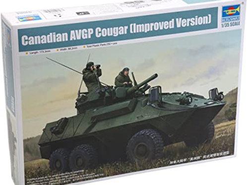 Canadian AVGP Cougar (improved version)