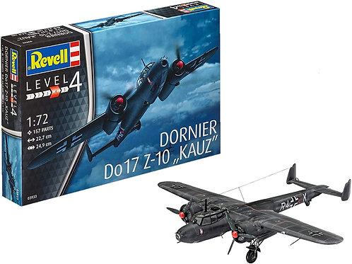 """Dornier DO17 Z-10 """"KAUZ"""""""