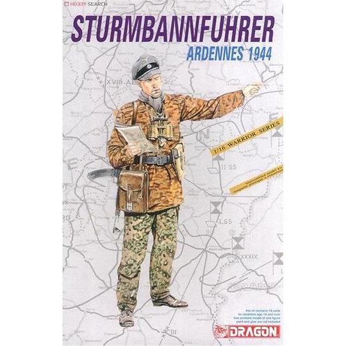 Sturmbannfuhrer Ardennes 1944