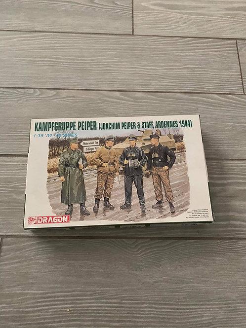 Kampfgruppe Peiper Ardennes 1944