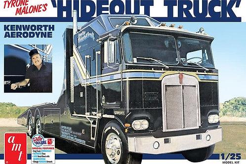 """Hideout truck"" Kenworth transporter"
