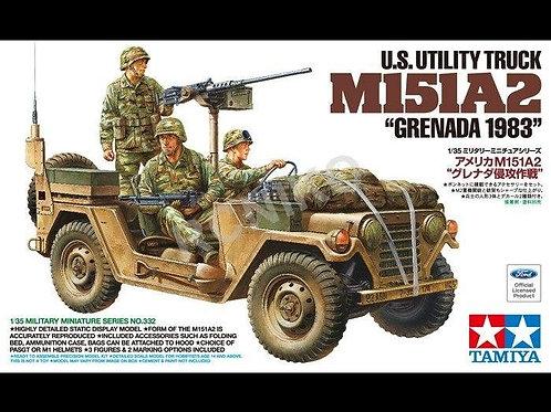 "U.S. Utility truck M151A2 ""Grenada"" 1983"