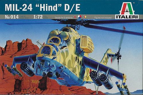 MIL-24 'hind' D/E