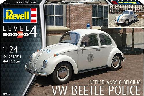 VW Beetle police (Netherlands & Belgium)