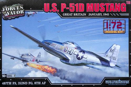 U.S P-51D Mustang