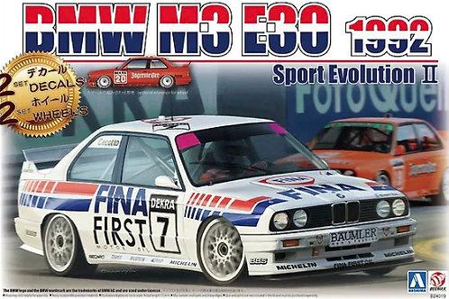 BMW M3 E30 1992 Sport evolution