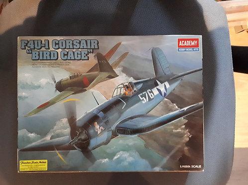 "F4U-1 Corsair ""Bird cage"""