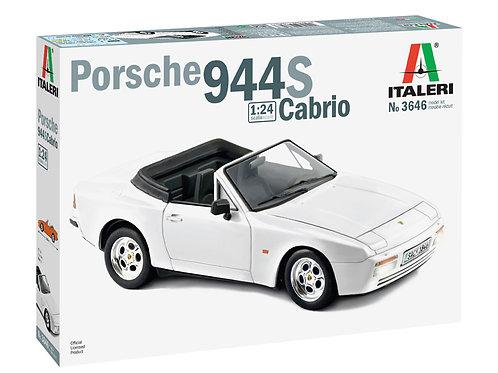 Porsche 944S Cabrio