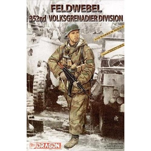 Feldwebel 352nd volksgrenadier division