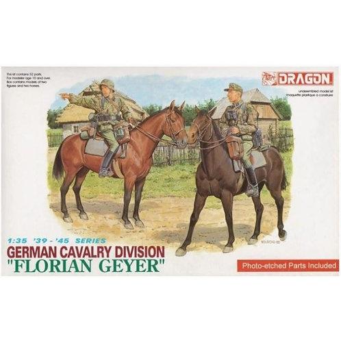 """German Cavalry Division """"Florian Geyer"""""""