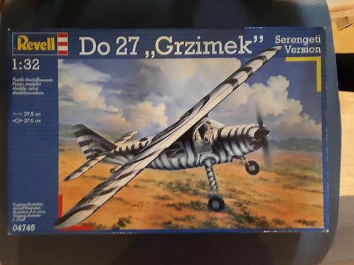 "DO 27 ""Grzimek"" serengati version"