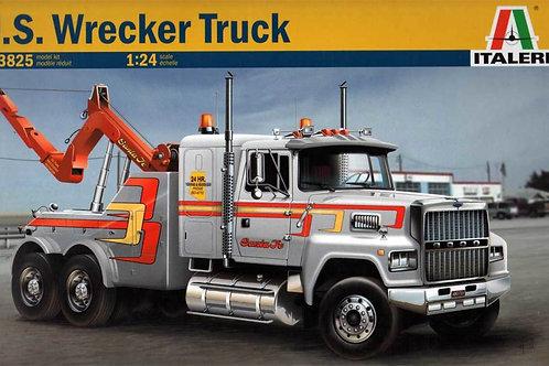 U.S Wrecker Truck