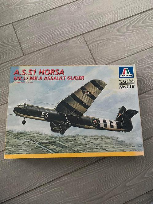 A.S. 51 Horsa MK.I / MK.II Asault glider