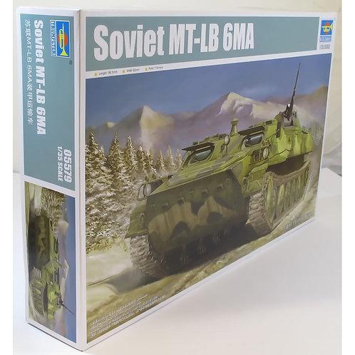 Soviet MT-LB 6MA