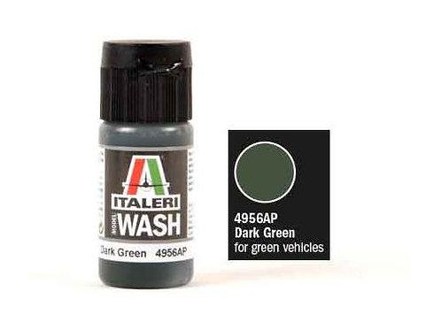 Dark green wash 20ml