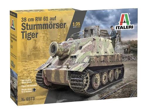 Sturmmörser Tiger 38 cm RW 61 Auf