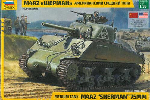 M4A2 Sherman tank