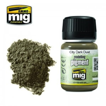 City dark dust 35ml