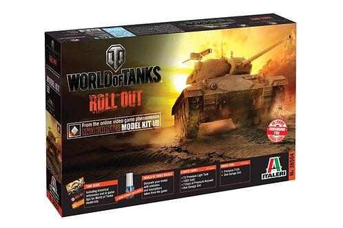 M24 Chaffee 'world of tanks'