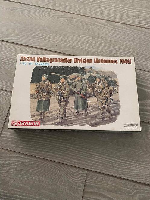 352nd volksgrenadier division Ardennes 1944