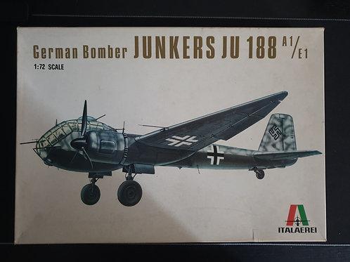 German bomber Junkers JU 188 A1/E1