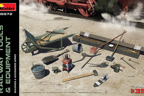 Railway tools & equipment