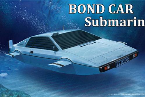 Bond car submarine