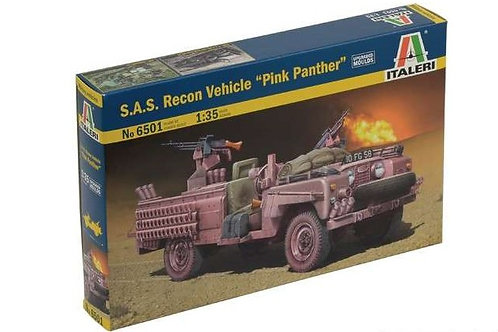 """S.A.S. Recon Vehicle """"Pink Panther"""""""