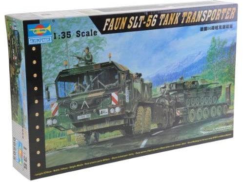 Faun SLT-56 tank transporter