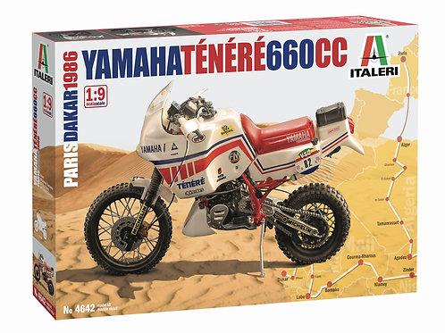 Yamaha Ténéré 660cc