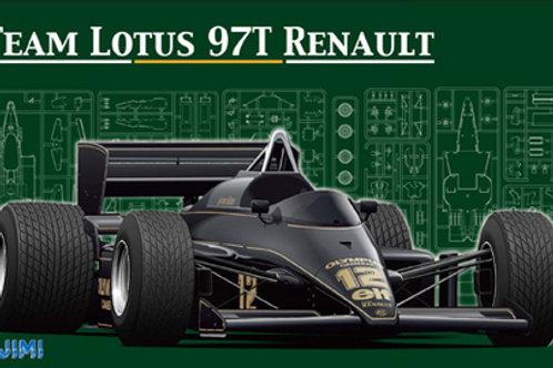 1985 Lotus 97T Renault GP3