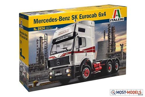 Mercedes-Benz SK Eurocab 6x4