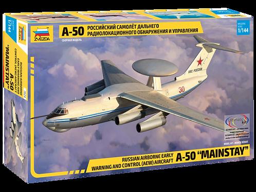 "Russian airborne warning aircraft A-50 ""Mainstay"""
