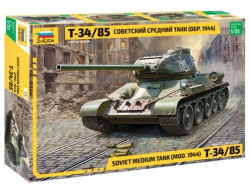 Soviet medium tank (mod.1944) T-34/85
