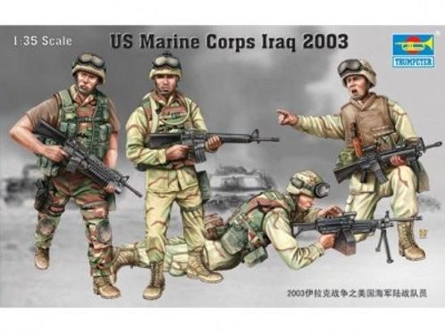US Marine corps Iraq 2003
