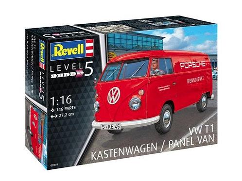 Volkswagen T1 Kastenwagen 1962