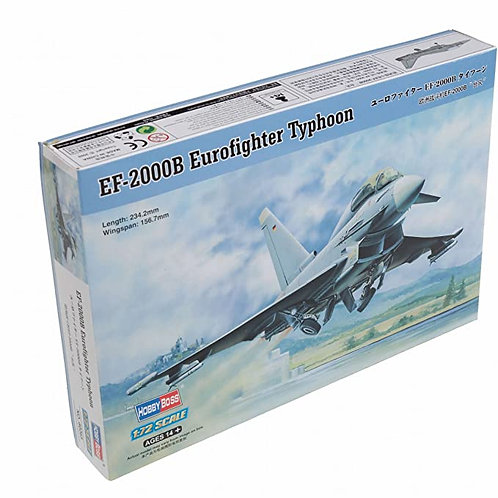 EF 2000B Eurofighter typhoon