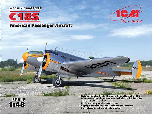 C18S American passenger aircraft