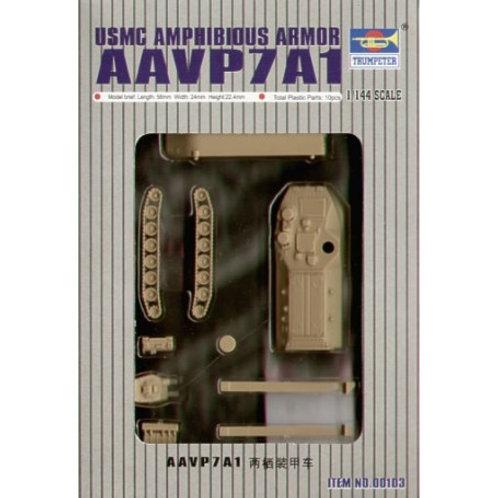 AAVP7A1 USMC Amphibious armor